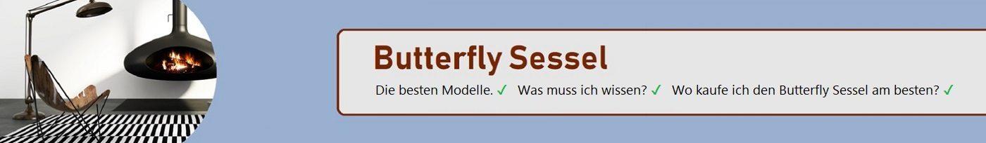 Butterfly Sessel: Informationen & Produktvergleich